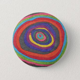 Eyeball 2 2 inch round button