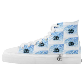 Eyeball High Tops