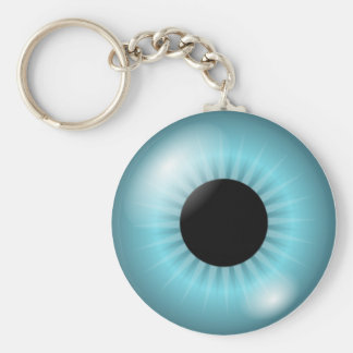 Eyeball Keychain