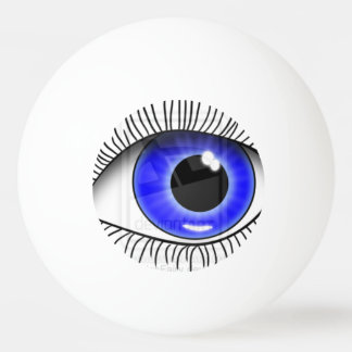 Eyeball PingPong Ball