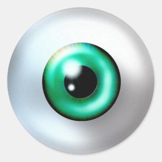 Eyeball Sticker