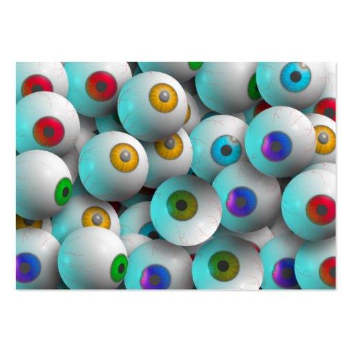 Eyeballs Business Card Templates