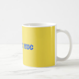 Eyeballs Coffee Mug. Customizable Coffee Mug