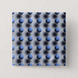Eyebuster Polka Dots 2 Inch Square Button