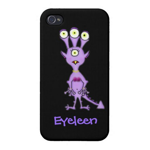 Eyeleen Case For iPhone 4