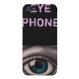 Eyes_5 1 EYEPHONE Cases For iPhone 5