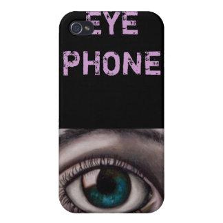 Eyes_5 1 EYEPHONE iPhone 4/4S Case