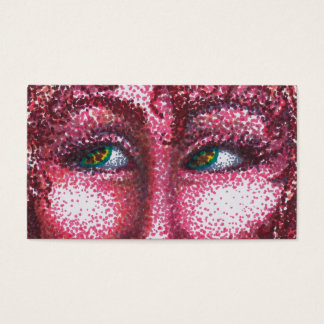 Eyes and Lips Business Card