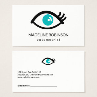 Eyes Business Card