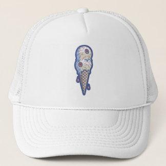 Eyes Cream Trucker Hat