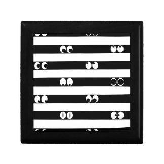 Eyes in Stripes Gift Box