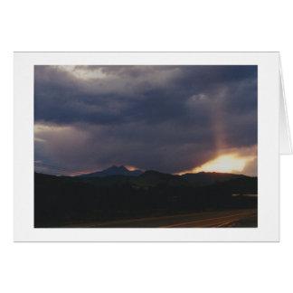 Eyes in the Sky over Boulder Card