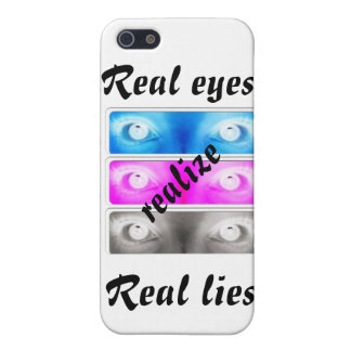 Eyes iPhone 5 Cases