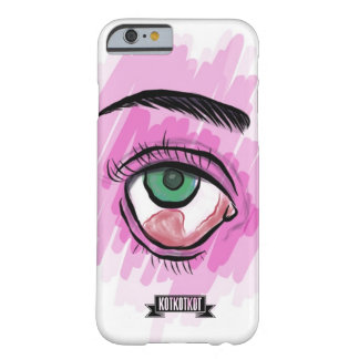 Eyes-kotkotkot Barely There iPhone 6 Case