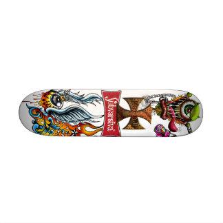 EYES, mark-subversive-spotted-01, PainterEyes… Skate Board
