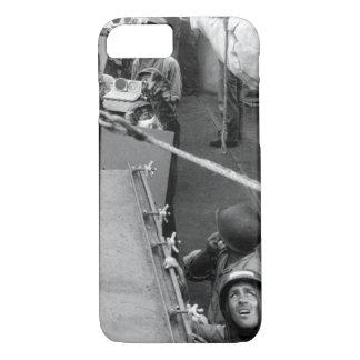 Eyes of 20mm anti-aircraft gun crews_War Image iPhone 7 Case