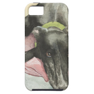 Eyes of His Soul iPhone 5 Cover