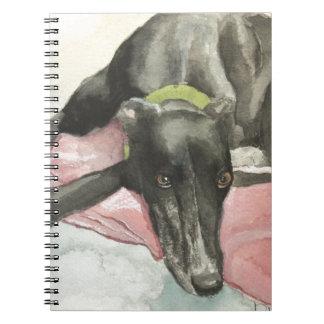 Eyes of His Soul Notebook
