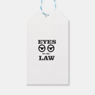 eyes of the law yeah gift tags