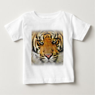 Eyes of the Tiger,Love_ Baby T-Shirt