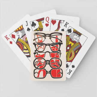 Eyes on DC Playing Cards