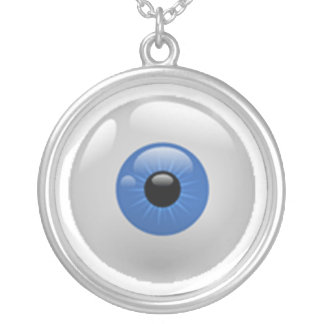 Eyes on You Necklaces