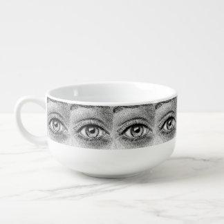Eyes Soup Mug