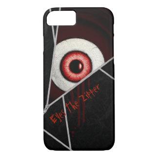 Eyes The Zipper iPhone 7 Case