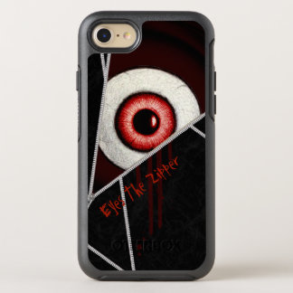 Eyes The Zipper OtterBox Symmetry iPhone 8/7 Case