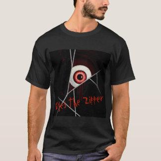 Eyes The Zipper T-Shirt