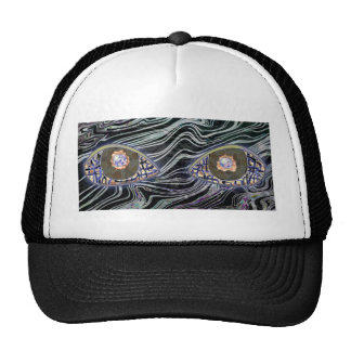 Eyes Trucker Hat