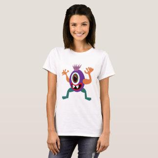 EyeZack The Suprising Monster Basic T-Shirt