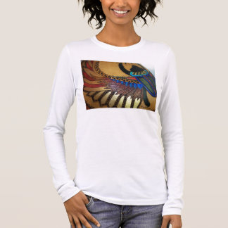 Eygptian Scarab Long Sleeve T-Shirt