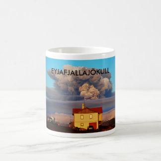 Eyjafjallajokull coffee cup
