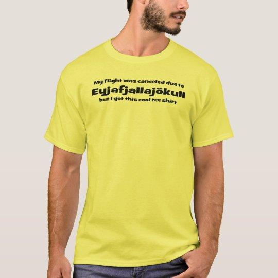 Eyjafjallajökull T-Shirt