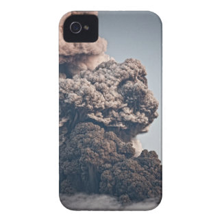 Eyjafjalljokull Volcanic Eruption iPhone 4 Cases