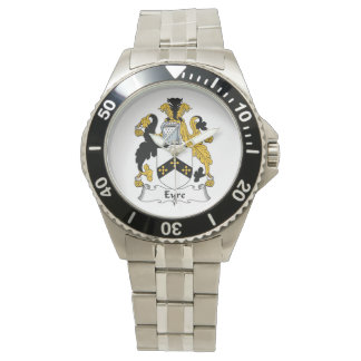 Eyre Family Crest Watch