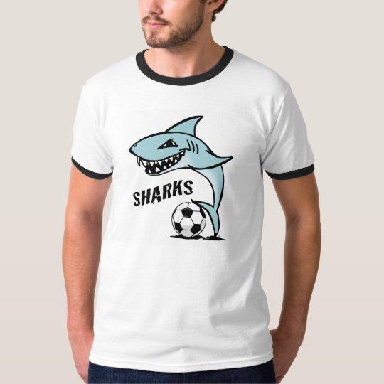 EYSC Sharks Ringer T-shirt