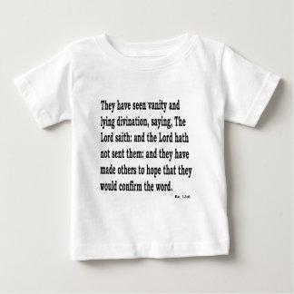 Ez. 13:6 baby T-Shirt