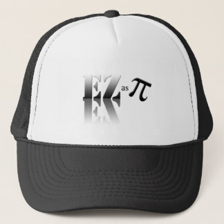 EZ as Pi Trucker Hat