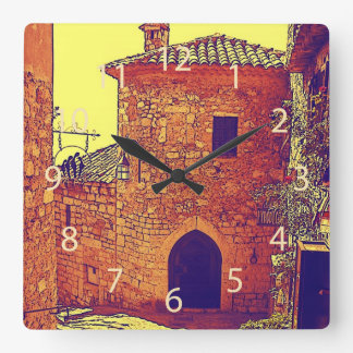 Eze, Provence kitchen clock