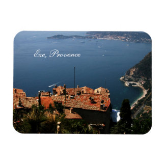 Eze, Provence view magnet