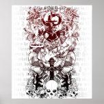 Ezekiel 37 Army of Bones Canvas