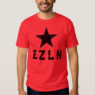 EZLN - Ej�rcito Zapatista de Liberaci�n Nacional Tees