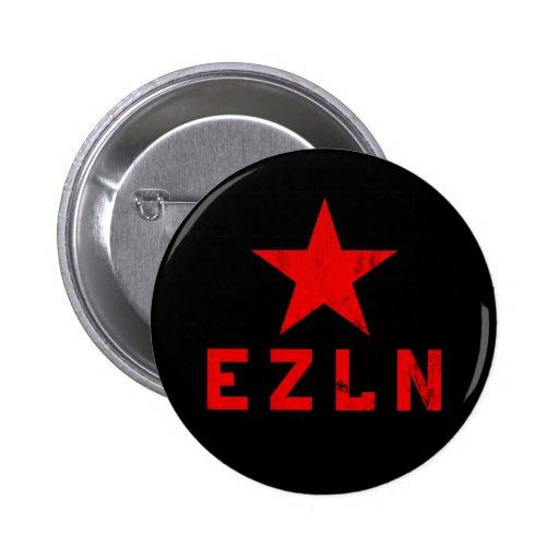 EZLN - Ejército Zapatista de Liberación Nacional Pin