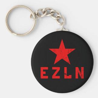 EZLN - Ejército Zapatista de Liberación Nacional Keychain