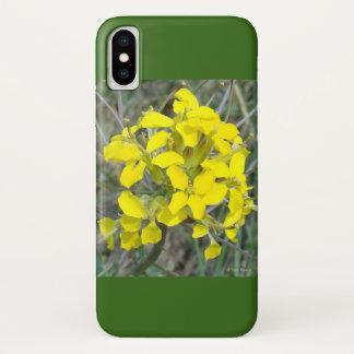 F0014 Yellow Wildflowers Iphone 8/7 phone case