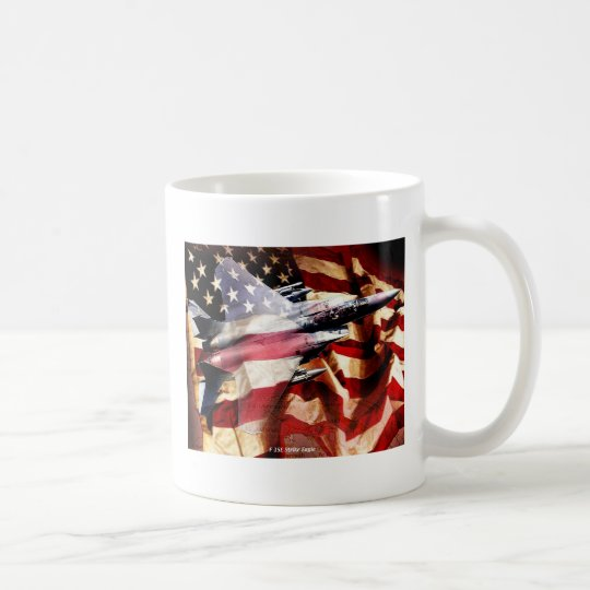 F15 Strike Eagle 2 Coffee Mug