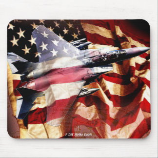 F15 Strike Eagle 2 Mouse Pad