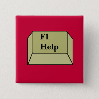 F1  HELP computer key - button